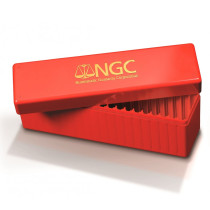 NGC Red/Gold Display Box